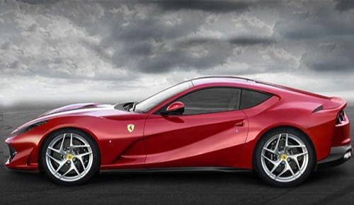 Ferrari Rental NYC Car Rental Agency In New York City