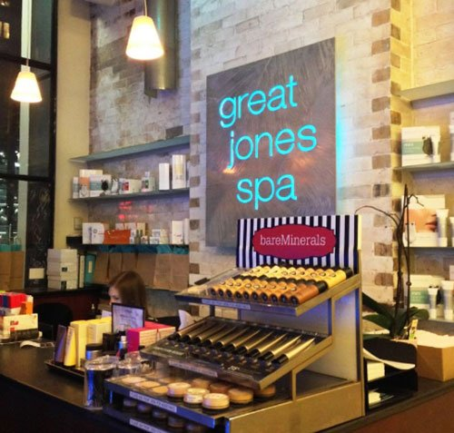 Great Jones Spa - Massage spa in New York City - USA City