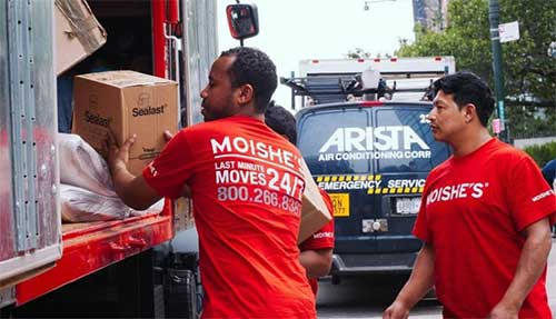Bronx Car Dealers >> Moishe's Moving and Storage New York City - USA City ...